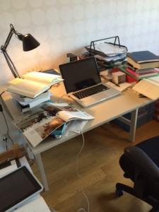 Skrivbordet 21.9