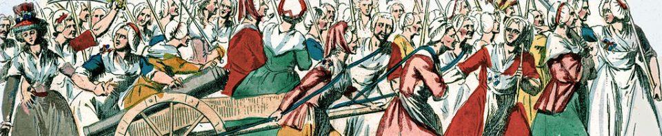 kvinnor under franska revolutionen