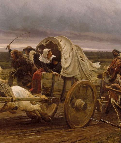 viktiga händelser under franska revolutionen