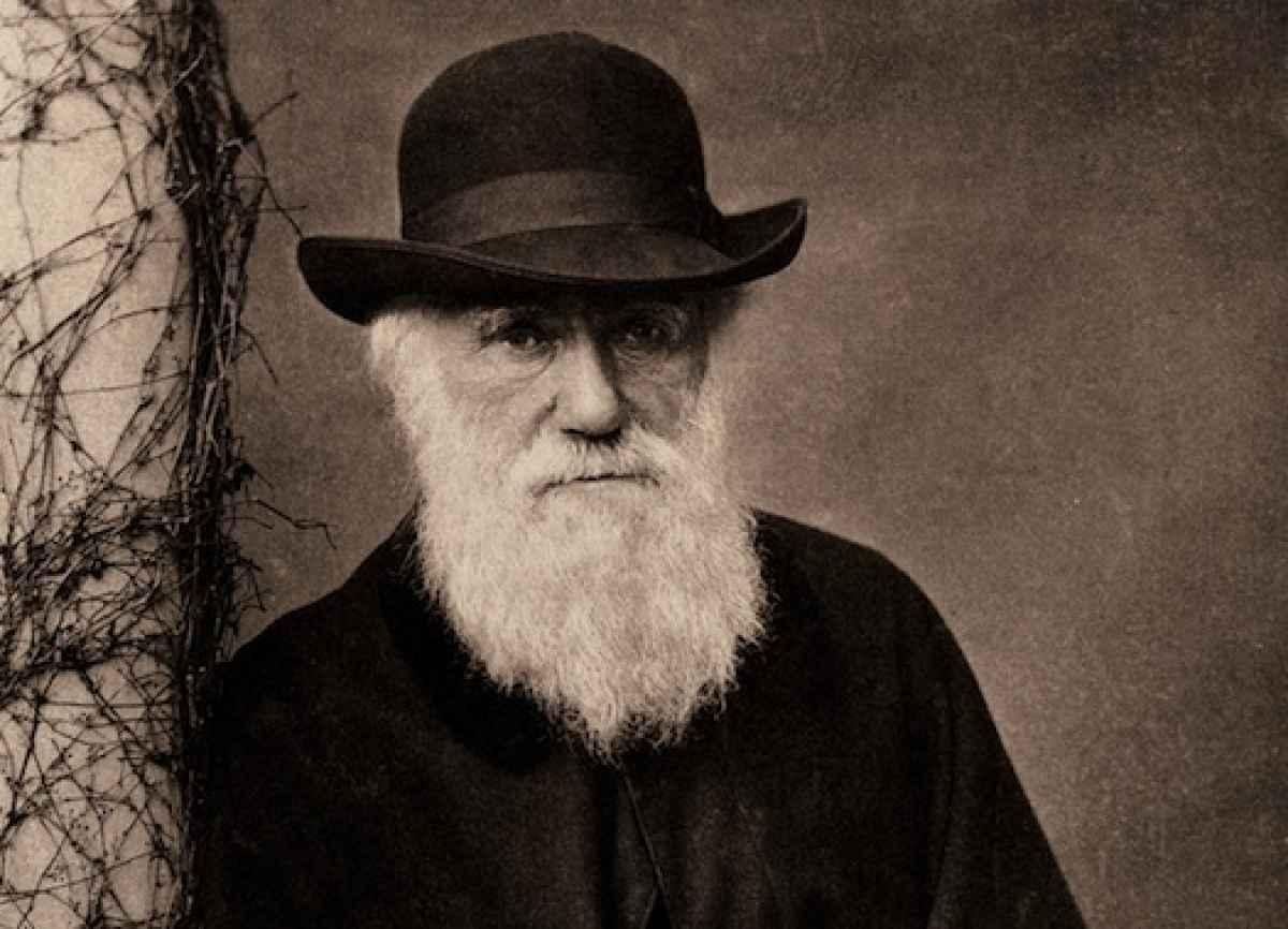 Charles Darwin - en farlig man.