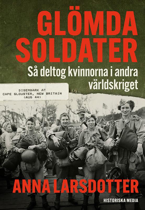 Ny bok av Anna Larsdotter